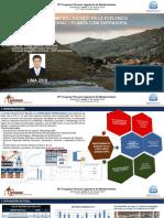 Percy Ruiz - Planificación Del Mantenimiento Preventivo Para Neumáticos en Flota de Tractocamiones Para Optimizar Su Disponibilidad