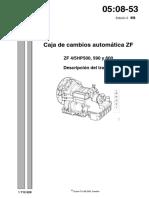 Caja de Cambios Automática ZF (2)