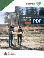 Wandelgids Kempen Najaar 2018