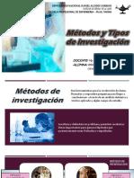Metodos y Tipos de Investigacion