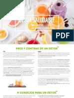 eBook Detox Saludable - Conasi