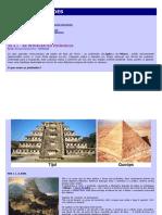 Egito - Mitologia e Pirâmides
