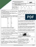 Apostila de EJA Física Mecânica - Conteúdo as Leis de Newton
