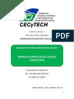 Manual de Practicas LACTEOS