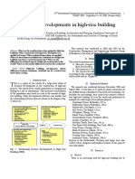 2342 Advanced Structural Technologies for High Rise Buildings in Japan
