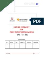 RoofWaterProofing-MSnQCP