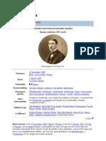 Une -wiki-bio de René Guénon