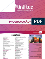 Programação WEB