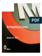 Reimagining L.A. County presentation to Metro Board
