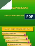 5 Konsep Rujukan Nasional 2013