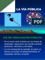 08.-Uso de La via Publica