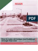 Howto Make Old Bridges Stronger