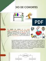 estudio de cohortes
