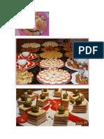 Matrimonio pasapalos y decoraciones Pasapalos