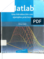 MATLAB INTRODUCCION