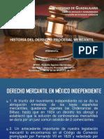 Presentación - Derecho Procesal Mercantil