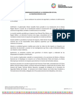 14-01-2019 PRESIDE EL GOBERNADOR REUNIÓN DE LA COORDINACIÓN ESTATAL LA CONSTRUCCIÓN DE LA PAZ