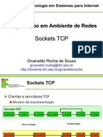 Aula 04 - Sockets - TCP