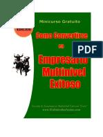 Cómo Convertirse en Empresario Multinivel Exitoso - Nueva Edición