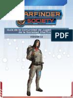 Guía de La Sociedad Starfinder