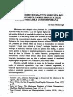 Rolul Duhului Sfânt în misiunea din Faptele Apostolilor şi implicaţiile ei pentru misiunea contemporană - 2000-01-iun-emil-mestereaga.pdf