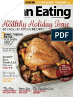 Clean Eating - December 2014 USA