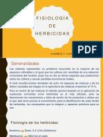 FISIOLOGÍA DE HERBICIDAS malezas clase 8.pptx