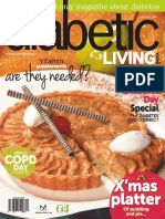 Diabetic Living - December 2014 In
