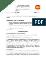 Análisis de Estudios de Estabilidad en inyectables, jarabes, tabletas