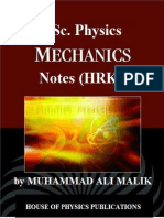 Complete Book Mechnics