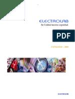 Electrolab Corporate Brochure Spanish