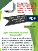 Marco Del Buen Desempeño Docente Elvia 07-10-17