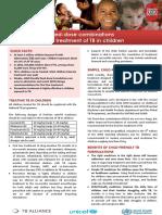 FDC Factsheet