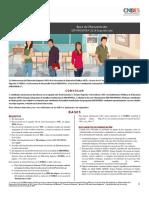 Convocatoria Manutencion Sep-prospera 2do a 2018-Converted