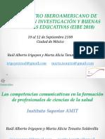 Las Competencias Comunicativas en la formación de Profesionales de la Salud