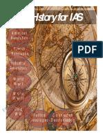 World History IAS RAS Notes Examtrix.com