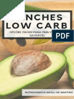 Nicoli De Martino - Lanches Low Carb.pdf