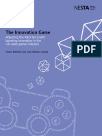 The Innovation Game