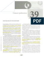 Capítulo 39 Cancer pulmonar