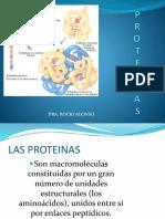 Proteínas 1ra. - 06mar2018