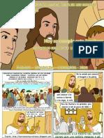 HOJITA EVANGELIO NIÑOS DOMINGO III TO C 19 SERIE