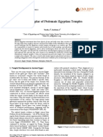 Ptolemaic Egyptian Temples