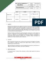 SGC-PR-GGG-01 Control de Documentos y Registros