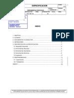 E-DSHIA-007 v2 Especificacion Herramientas PORTATILES