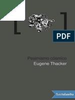 Pesimismo Cosmico - Eugene Thacker