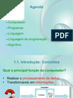 LPRE1 TODAS AULAS Linguagem C.pdf