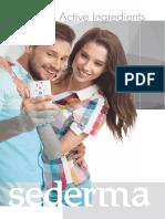 SEDERMA Catalogue