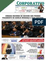 Jornal Corporativo - Número 3040 dos dias 25,26 e 27 de Janeiro de 2019