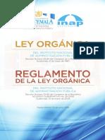 Ley Organic a 2016