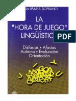 Soprano - La Hora Del Juego Linguistica